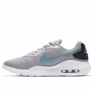 Nike Air Max Oketo Women's Runner Gray/Teal Shoes